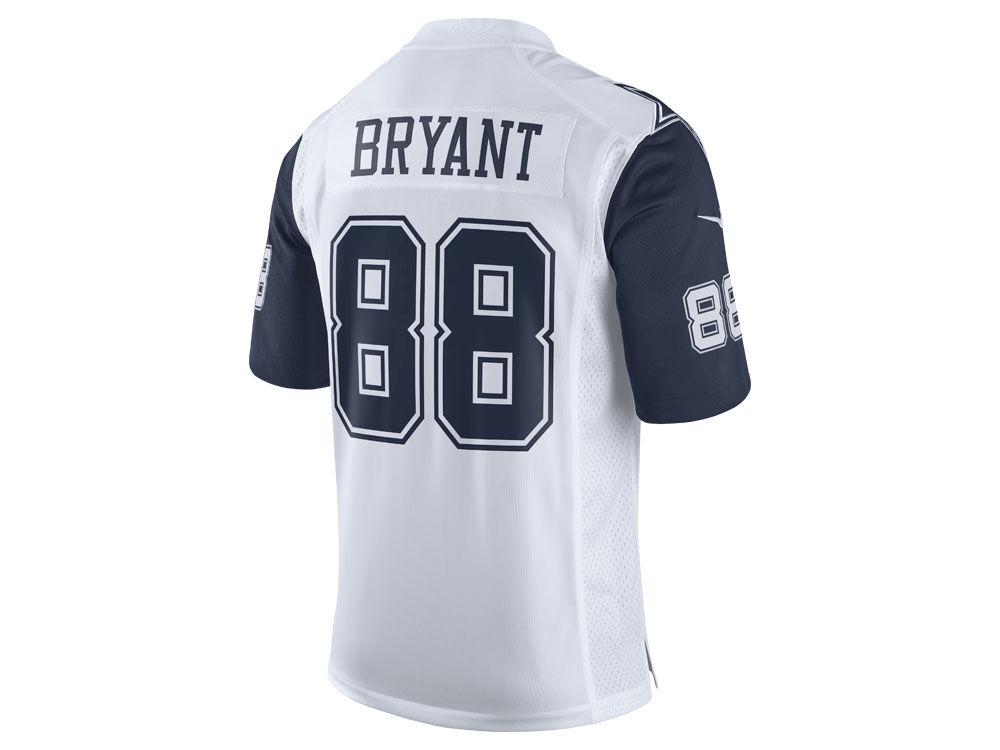 53a4944c05f ... authentic dallas cowboys dez bryant nike nfl mens limited color rush  jersey lids a379a 257a6