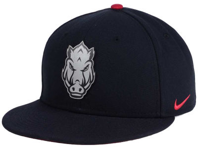 Arkansas Razorbacks Nike NCAA True Reflective Snapback Cap