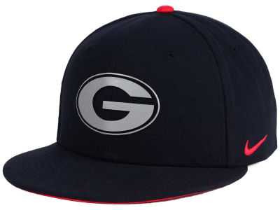 Georgia Bulldogs Nike NCAA True Reflective Snapback Cap