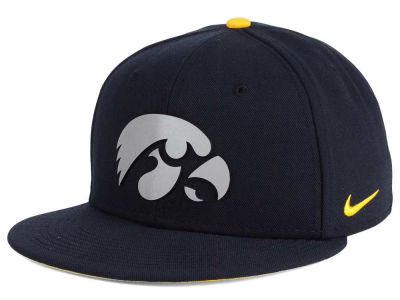 Iowa Hawkeyes Nike NCAA True Reflective Snapback Cap