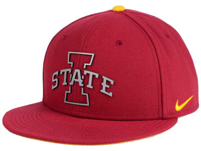 Iowa State Cyclones Nike NCAA True Reflective Snapback Cap