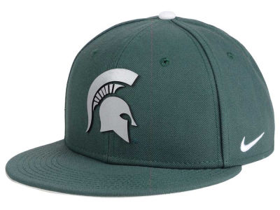 Michigan State Spartans Nike NCAA True Reflective Snapback Cap