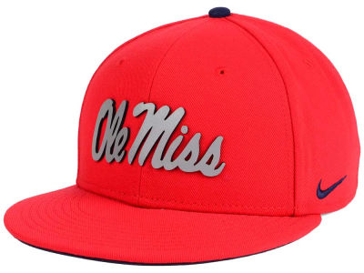 Ole Miss Rebels Nike NCAA True Reflective Snapback Cap