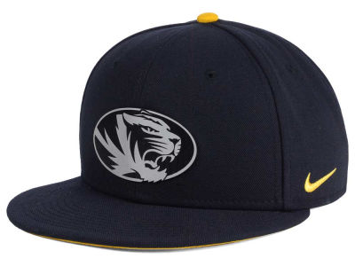 Missouri Tigers Nike NCAA True Reflective Snapback Cap