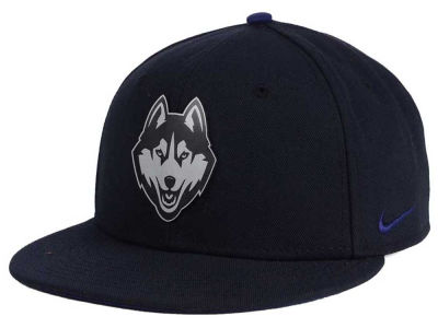 Connecticut Huskies Nike NCAA True Reflective Snapback Cap