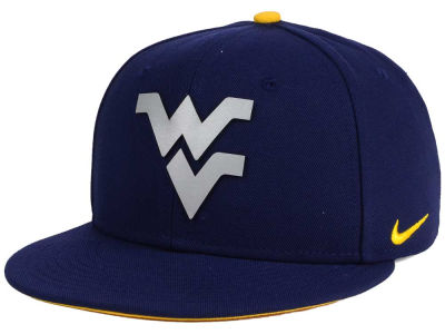 West Virginia Mountaineers Nike NCAA True Reflective Snapback Cap
