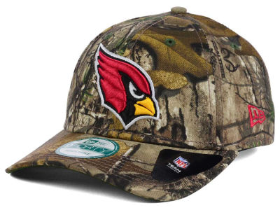 Arizona Cardinals New Era NFL The League Realtree 9FORTY Cap