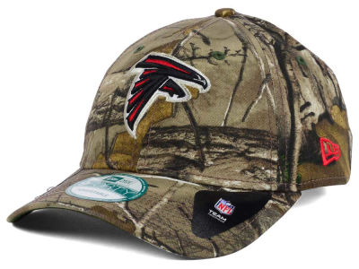 Atlanta Falcons New Era NFL The League Realtree 9FORTY Cap