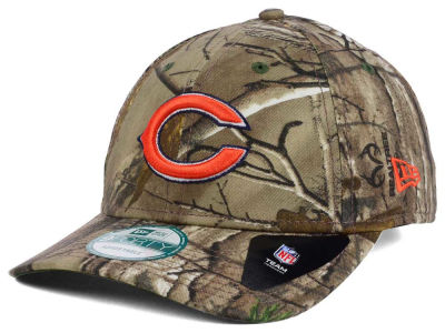 Chicago Bears New Era NFL The League Realtree 9FORTY Cap