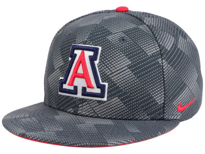 Arizona Wildcats Nike NCAA Anthracite Snapback Cap