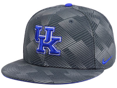 Kentucky Wildcats Nike NCAA Anthracite Snapback Cap