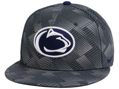 Penn State Nittany Lions Nike NCAA Anthracite Snapback Cap