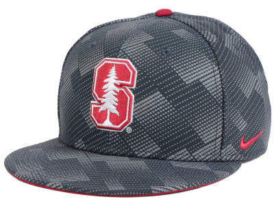 Stanford Cardinal Nike NCAA Anthracite Snapback Cap