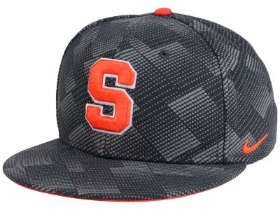 Syracuse Orange Nike NCAA Anthracite Snapback Cap