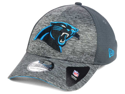 Carolina Panthers New Era NFL Shadowed Team Flex Cap