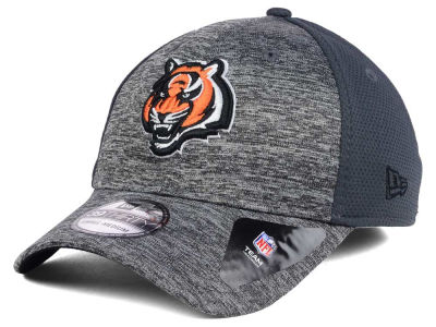 Cincinnati Bengals New Era NFL Shadowed Team Flex Cap