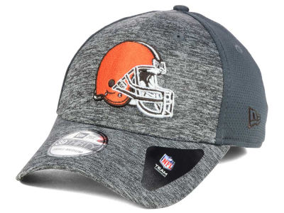 Cleveland Browns New Era NFL Shadowed Team Flex Cap