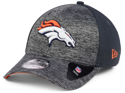 Denver Broncos New Era NFL Shadowed Team Flex Cap