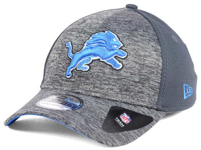 Detroit Lions New Era NFL Shadowed Team Flex Cap