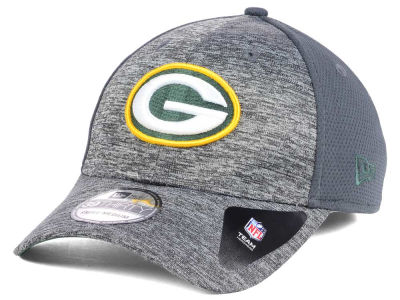 Green Bay Packers New Era NFL Shadowed Team Flex Cap
