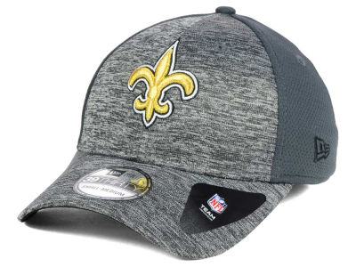 New Orleans Saints New Era NFL Shadowed Team Flex Cap