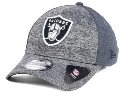 Oakland Raiders New Era NFL Shadowed Team Flex Cap