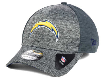 San Diego Chargers New Era NFL Shadowed Team Flex Cap