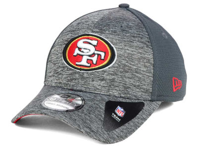 San Francisco 49ers New Era NFL Shadowed Team Flex Cap