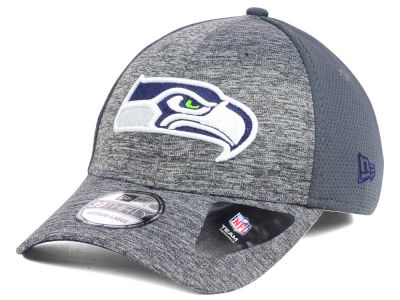 Seattle Seahawks New Era NFL Shadowed Team Flex Cap