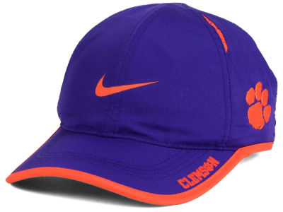 best service e5644 5c9fd Clemson Tigers Nike NCAA Featherlight Cap