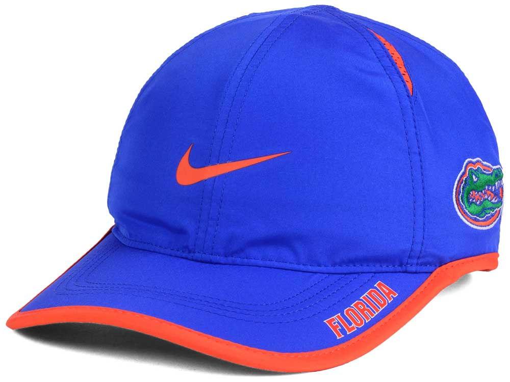 Florida Gators Nike NCAA Featherlight Cap  ca9a4ab9e51