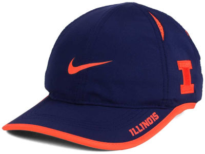 Illinois Fighting Illini Nike NCAA Featherlight Cap