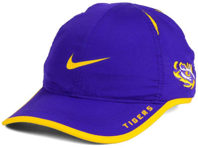 LSU Tigers Nike NCAA Featherlight Cap