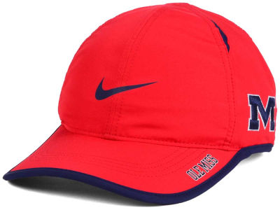 Ole Miss Rebels Nike NCAA Featherlight Cap