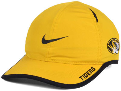 Missouri Tigers Nike NCAA Featherlight Cap