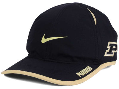 Purdue Boilermakers Nike NCAA Featherlight Cap