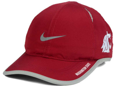 Washington State Cougars Nike NCAA Featherlight Cap