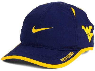 West Virginia Mountaineers Nike NCAA Featherlight Cap
