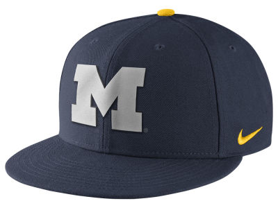Michigan Wolverines Nike NCAA True Reflective Snapback Cap