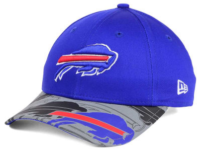 Buffalo Bills New Era NFL Youth Reflect Fuse Snapback Cap