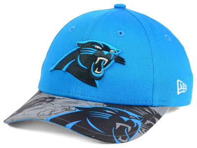 Carolina Panthers New Era NFL Youth Reflect Fuse Snapback Cap