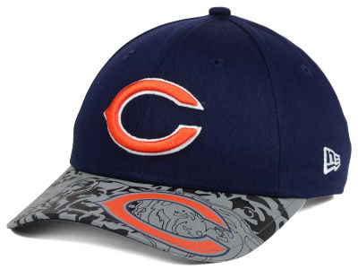 Chicago Bears New Era NFL Youth Reflect Fuse Snapback Cap