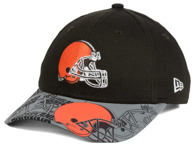 Cleveland Browns New Era NFL Youth Reflect Fuse Snapback Cap