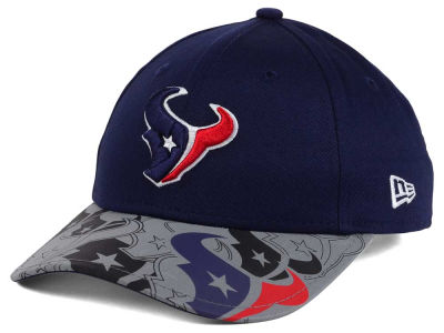 Houston Texans New Era NFL Youth Reflect Fuse Snapback Cap