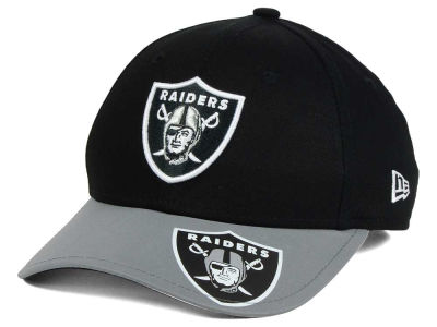 Oakland Raiders New Era NFL Youth Reflect Fuse Snapback Cap