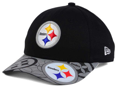 Pittsburgh Steelers New Era NFL Youth Reflect Fuse Snapback Cap