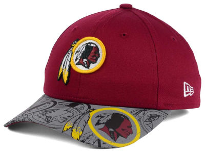 Washington Redskins New Era NFL Youth Reflect Fuse Snapback Cap