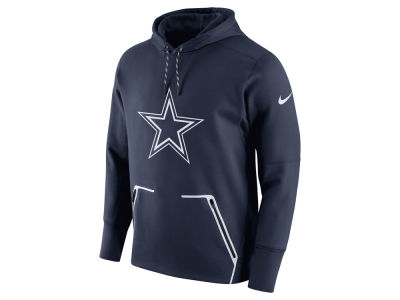 Dallas Cowboys NFL Men's Vapor Speed Hooded Sweatshirt