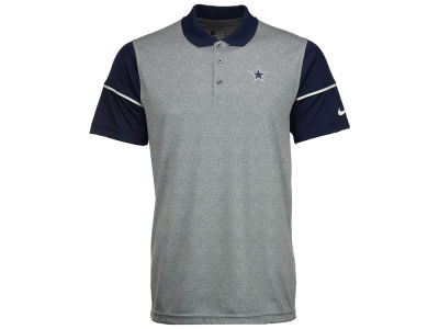 Dallas Cowboys NFL Men's Sideline Polo Shirt