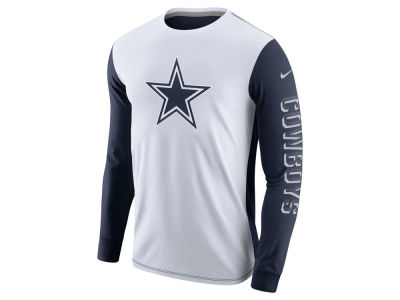 Dallas Cowboys NFL Champ Drive 2.0 Long Sleeve T-Shirt